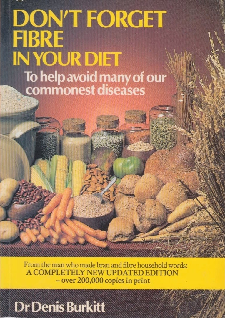 Don't Forget Fibre in your Diet