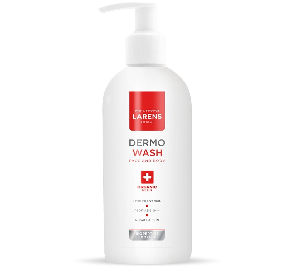 Dermo Wash Face & Body Larens