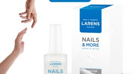 Nails more repair mask Larens