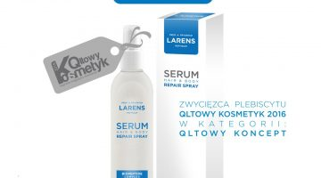 Serum Face, Hair & Body Repair Spray Larens
