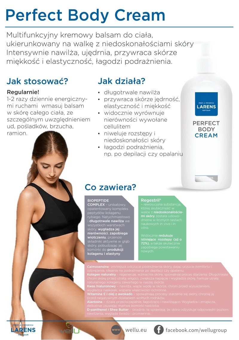 Perfect Body Cream Larens