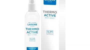 Thermo Active Body Spray Larens